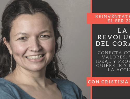 Charla Zanshin con Cristina Ramón: La razón del corazón, acéptate, valórate y quiérete