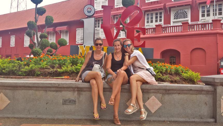 En Malaca cambio de vida