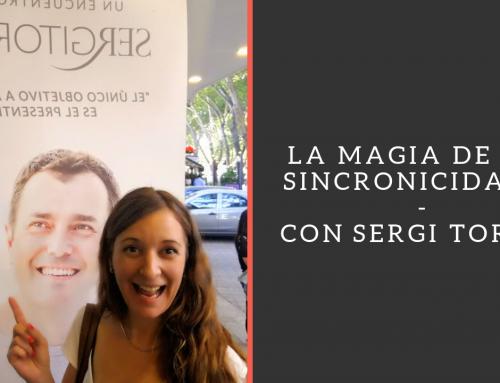 La magia de las sincronicidades con Sergi Torres